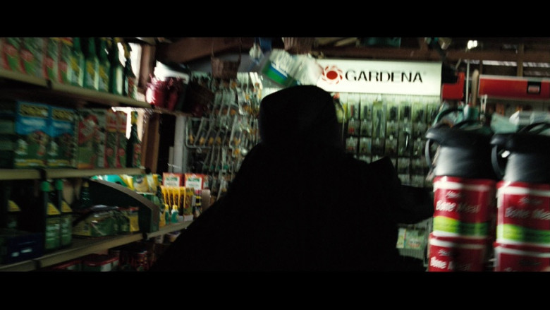 Gardena Garden Tools in Hot Fuzz (2007)