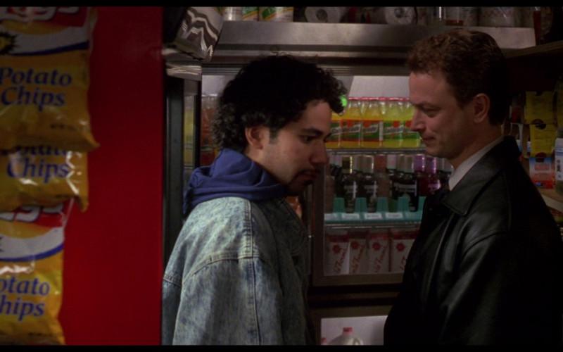 Gatorade Drinks in Ransom (1996)