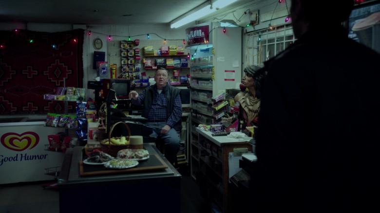 Good Humor Ice Cream Refrigerator in A Merry Friggin' Christmas (2014)