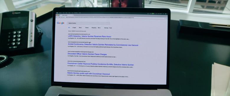 Google WEB Search in Fatale Movie (2)