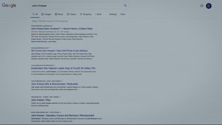 Google Website in Cobra Kai S03E05 (2)