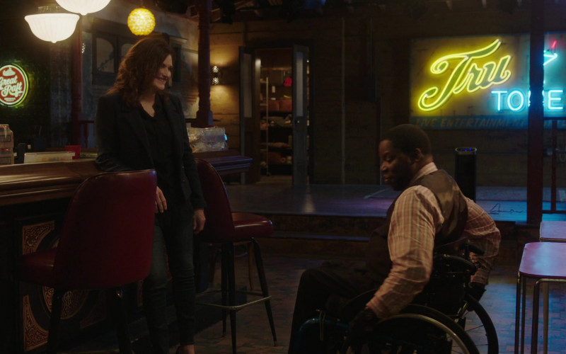 Great Raft Brewing Sign in NCIS New Orleans S07E05