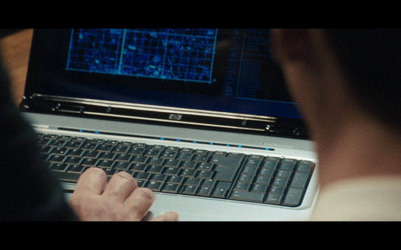HP Laptop in From Paris with Love (2010)