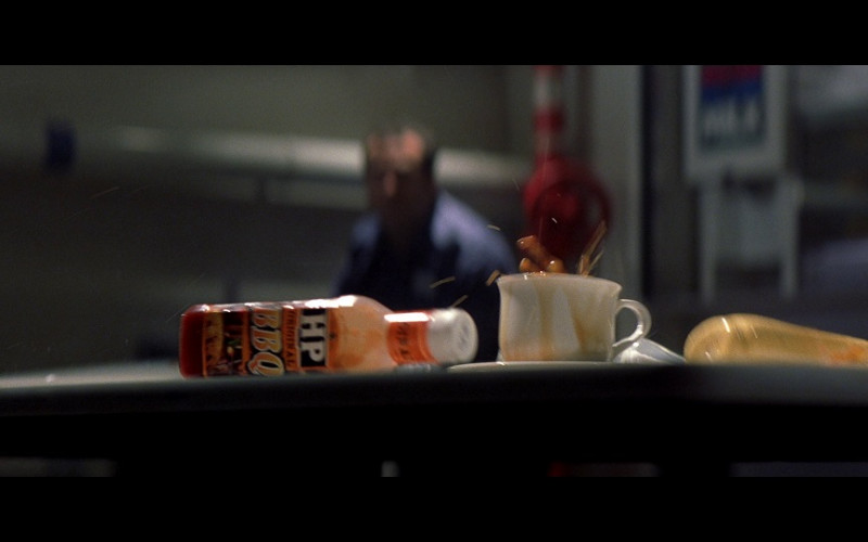 HP Original BBQ Sauce in Tomorrow Never Dies (1997)