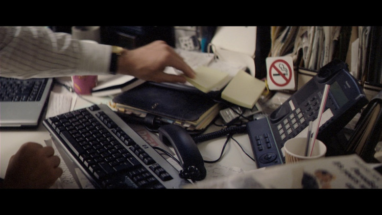HP keyboard in Blitz (2011)