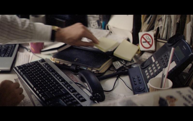 HP keyboard in Blitz (2011)