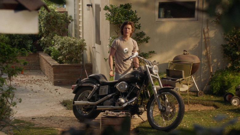 Harley-Davidson Motorcycle of Montana Jordan as Georgie Cooper in Young Sheldon S04E06 (1)