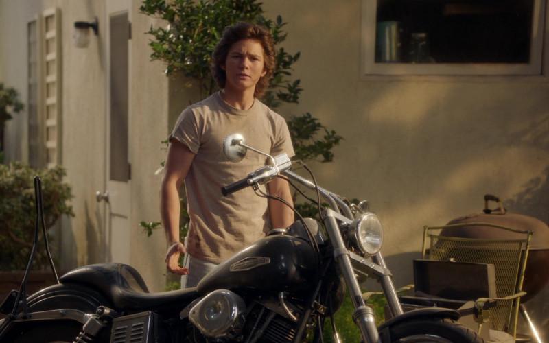 Harley-Davidson Motorcycle of Montana Jordan as Georgie Cooper in Young Sheldon S04E06 (2)
