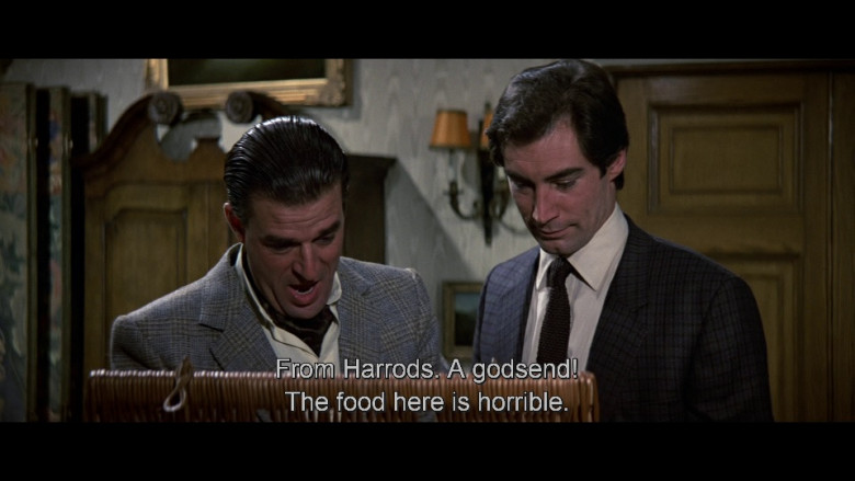 Harrods in The Living Daylights (1987)