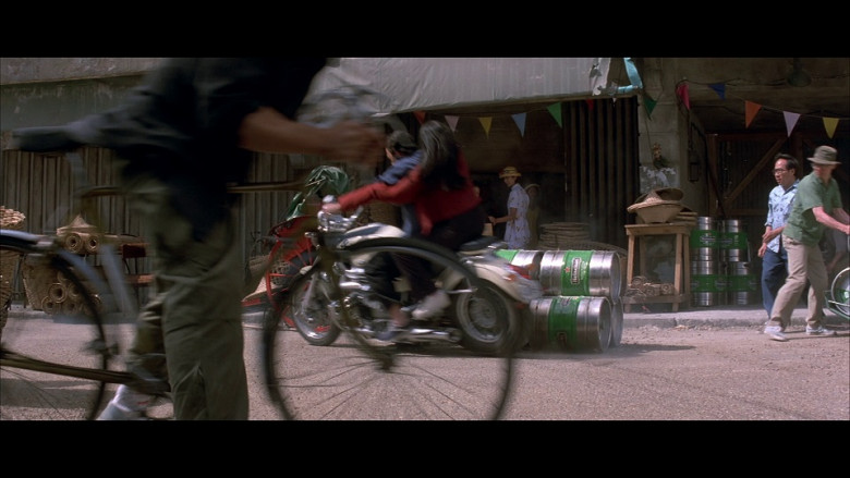Heineken Beer in Tomorrow Never Dies (2)
