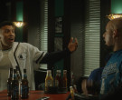 Heinz Yellow Mustard and Ketchup in Cobra Kai S03E01 Afterm...