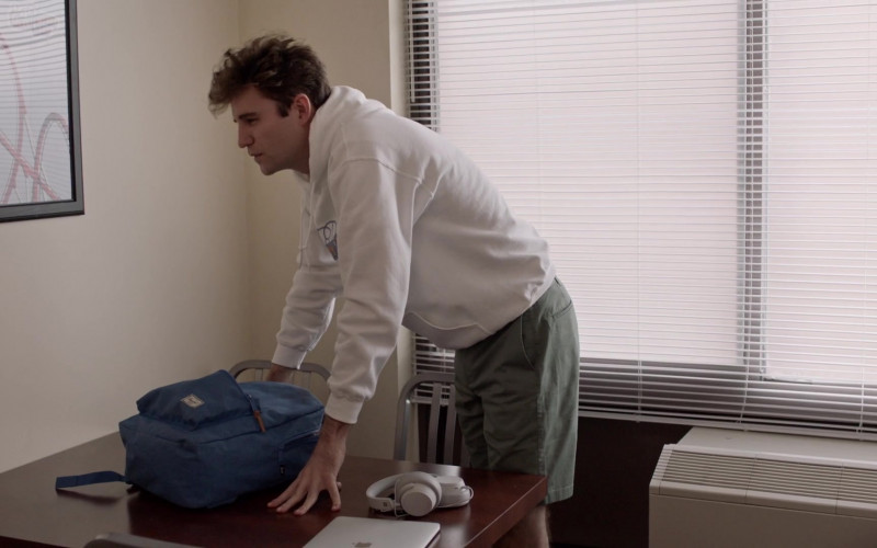 Herschel Blue Backpack in Search Party S04E04