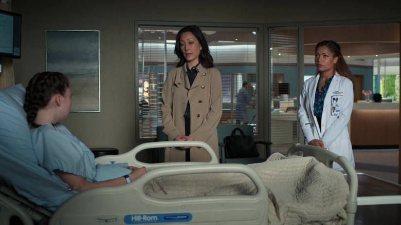 Hill-Rom Medical Beds in The Good Doctor S04E08 (2)