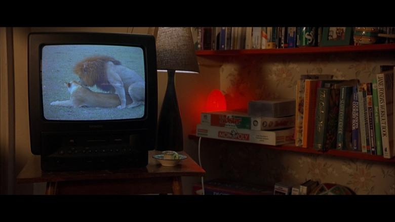 Hitachi TV, Milton Bradley, Sprite Soda Can in Bridget Jones's Diary (2001)