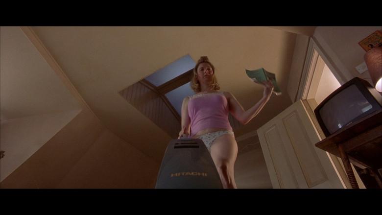 Hitachi Vacuum Cleaner Used by Renée Zellweger in Bridget Jones's Diary (2001)
