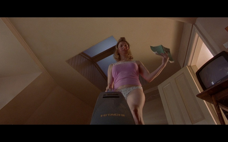 Hitachi Vacuum Cleaner Used by Renée Zellweger in Bridget Jones's Diary (2001)