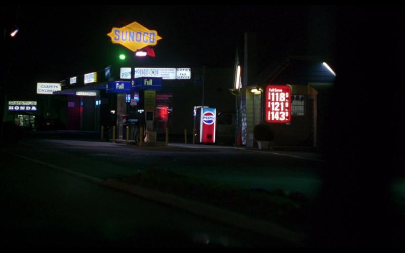 Honda, Sunoco & Pepsi in Ransom (1996)