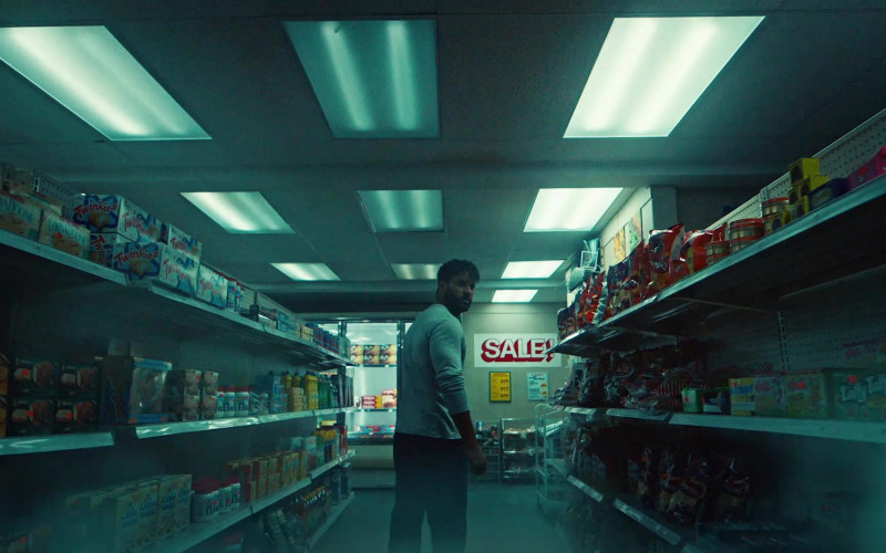 Hostess Twinkies in American Gods S03E03 Ashes and Demons (2021)