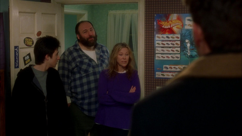 Hot Wheels Poster in Surviving Christmas (2)