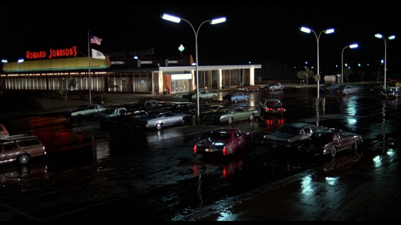 Howard Johnson's in The Blues Brothers (1980)