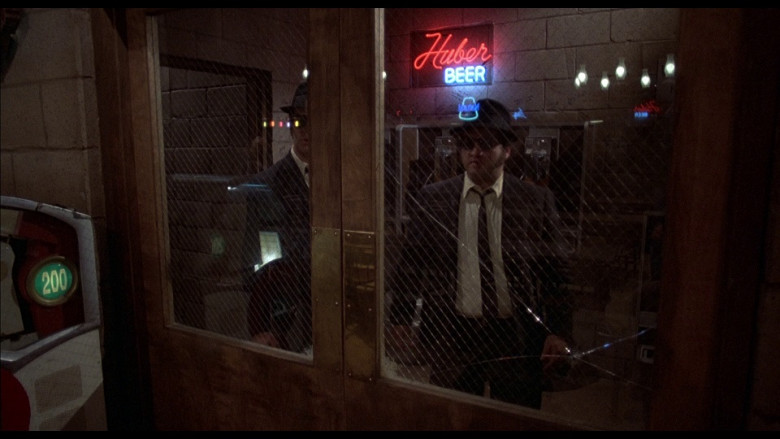 Huber Beer in The Blues Brothers (1980)