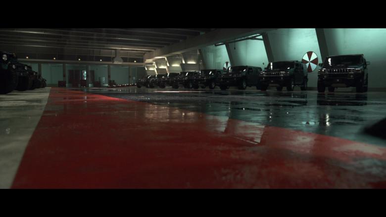 Hummer Cars in Resident Evil Afterlife (1)