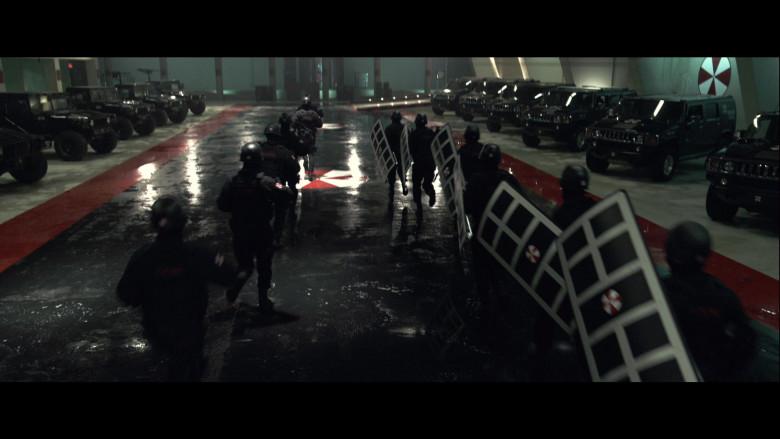 Hummer Cars in Resident Evil Afterlife (2)