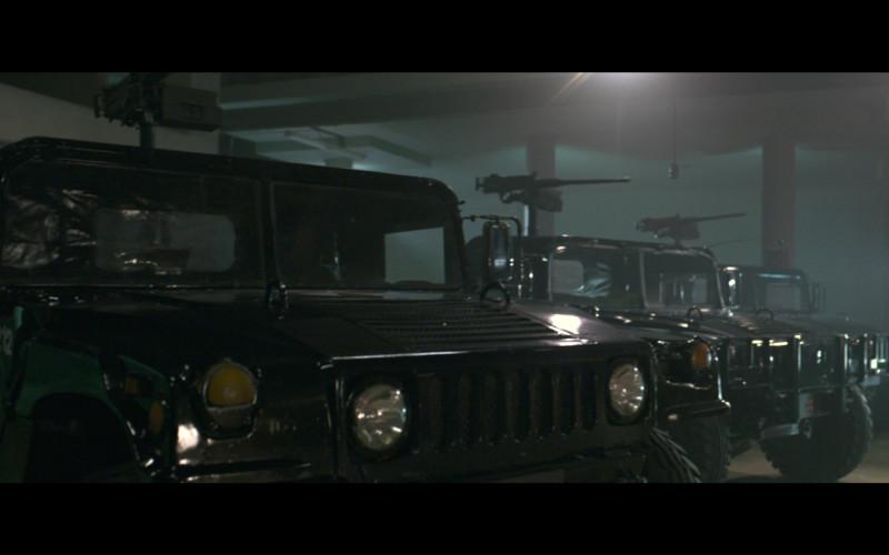 Hummer Cars in Resident Evil Afterlife (4)