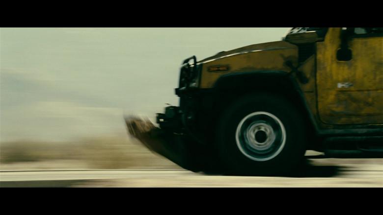 Hummer H2 Car in Resident Evil Extinction (1)