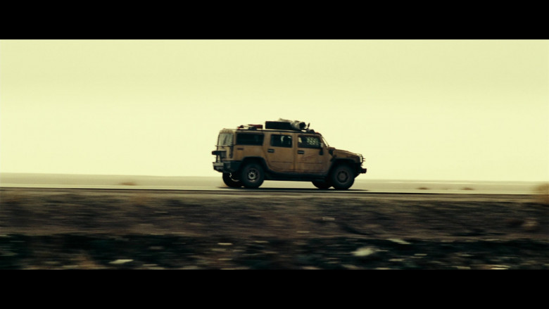Hummer H2 Car in Resident Evil Extinction (2)
