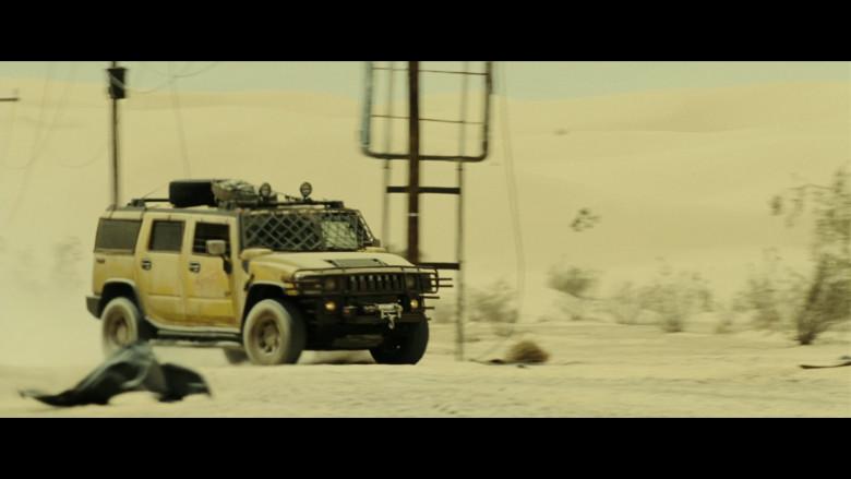 Hummer H2 Car in Resident Evil Extinction (3)