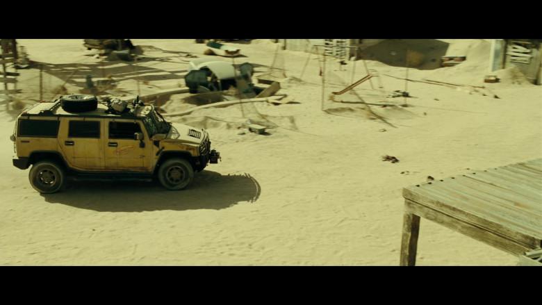 Hummer H2 Car in Resident Evil Extinction (4)