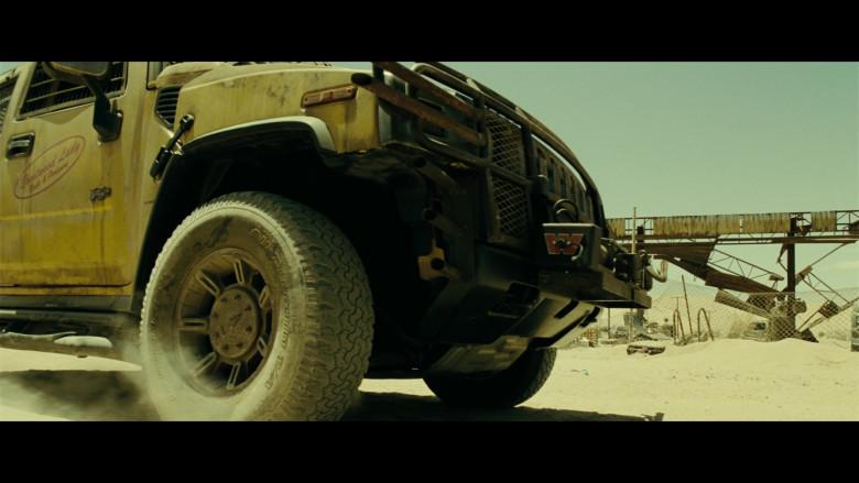 Hummer H2 Car in Resident Evil Extinction (5)