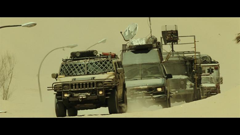Hummer H2 Car in Resident Evil Extinction (6)