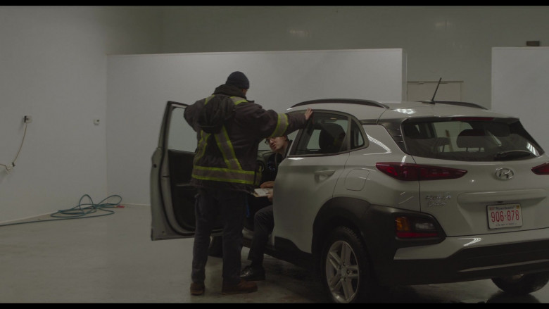 Hyundai Kona Car in Pieces of a Woman (2020)