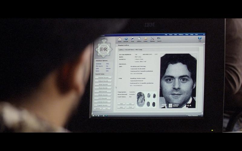 IBM Monitor in Blitz (2011)