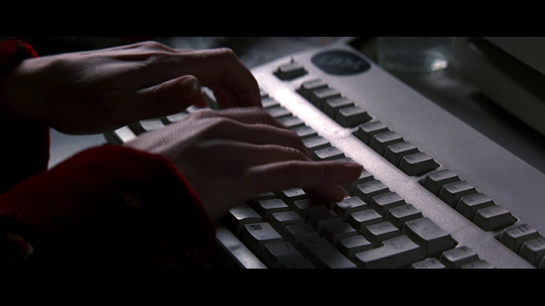 IBM PC Keyboard in GoldenEye (1995)