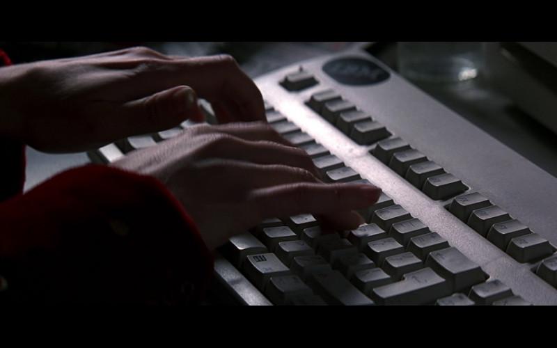 IBM PC Keyboard in GoldenEye (1995)