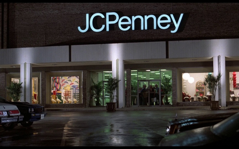 JCPenney Store in The Blues Brothers (1980)