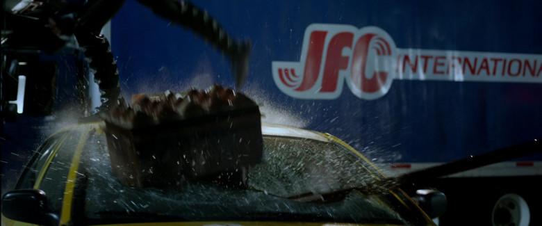 JFC International in Resident Evil Retribution (2012)