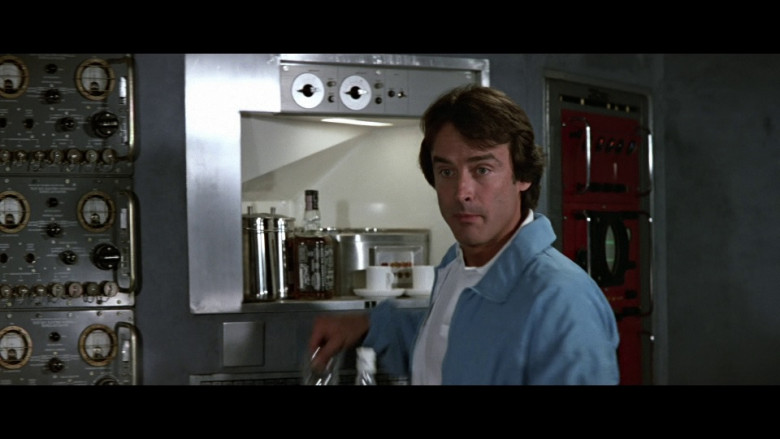 Jack Daniel's Tennessee Whiskey Bottle in The Living Daylights