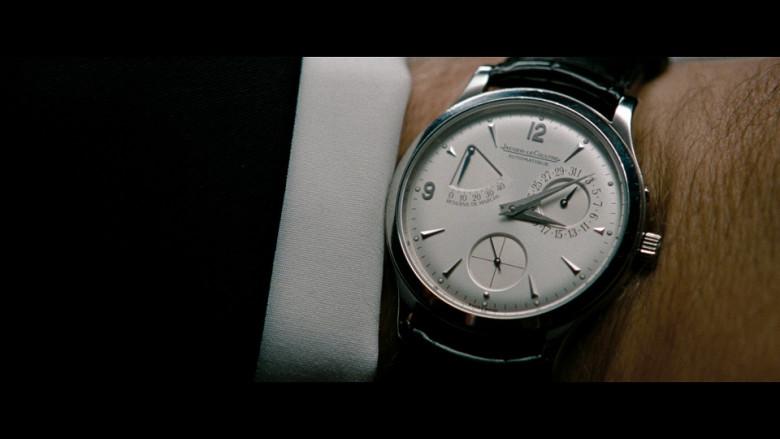 Jaeger-LeCoultre Master Reserve de Marche Men's Watch in The Taking of Pelham 123 (2009)