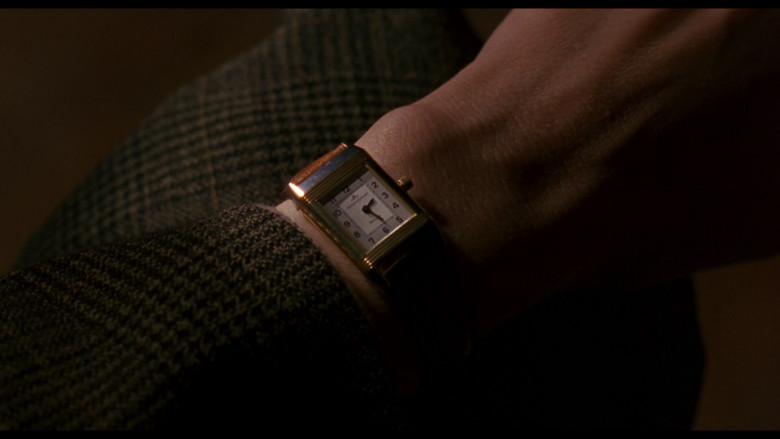 Jaeger-LeCoultre Women's Gold Watch in Ransom (1996)