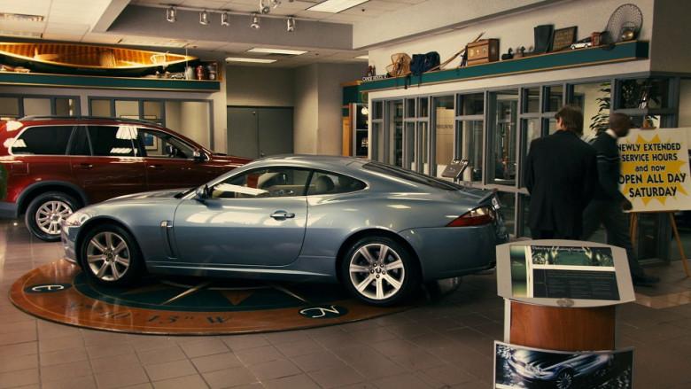 Jaguar XK Car in Cash (2010)
