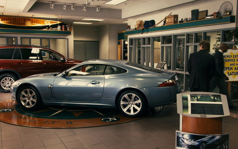 Jaguar XK Car in Cash (2010)