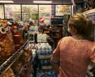 Jays O-Ke-Doke Popcorn, Ice Mountain water, PowerBar & Pepsi...