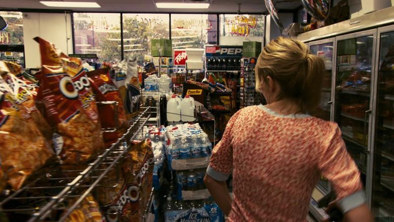 Jays O-Ke-Doke Popcorn, Ice Mountain water, PowerBar & Pepsi in Cash (2010)