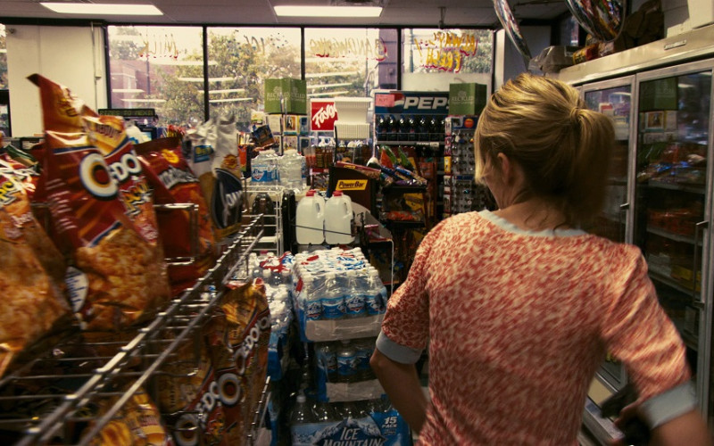 Jays O-Ke-Doke Popcorn, Ice Mountain water, PowerBar & Pepsi in Cash (2010)