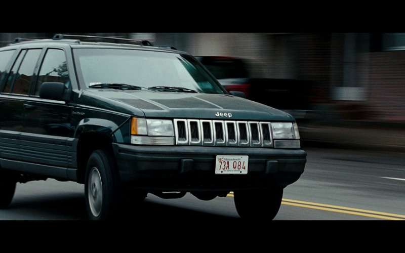 Jeep Grand Cherokee SUV in The Town (2010)