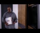 Krispy Kreme Food Box Held by Kevin James as Albert Brennama...